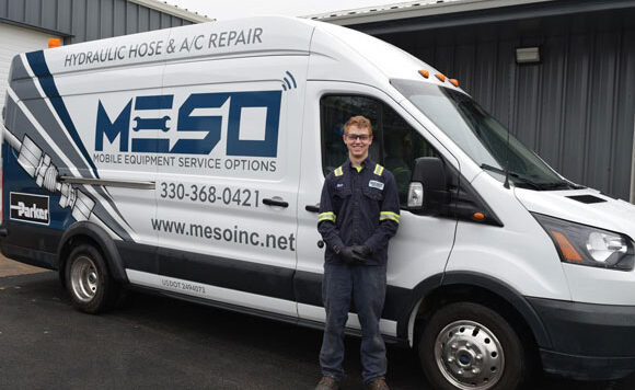 MESO's certified mobile fleet maintenance technicians come to your facility or job site to deliver fleet maintenance & repair services.