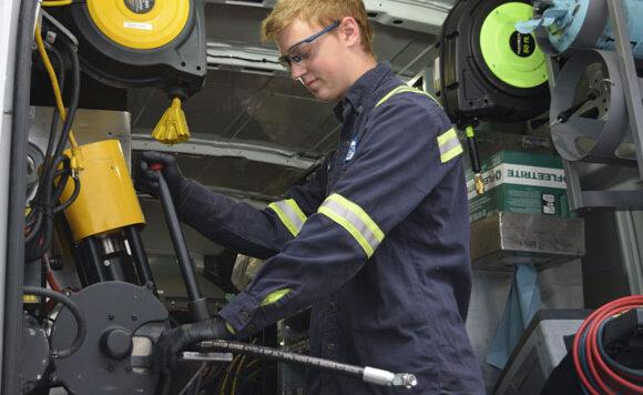Fleet Maintenance Technician
