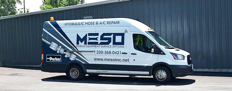 Mobile Hydraulic Hose & A/C Repair